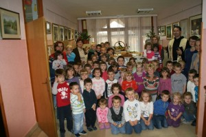 """Dani kruha 2013. Dječji vrtić """"Pčelica"""" - Molve"""